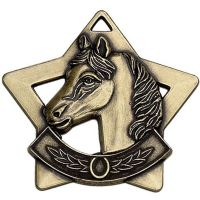 Mini Star Horse Medal</br>AM731B